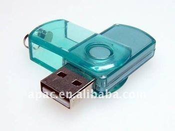 Swivel usb flash drive 500gb