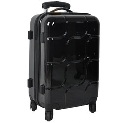 360 degree abs and pc carry-on luggage