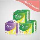 330mm Extra long Pure Cotton Sanitary pads,Sanitary towel for Night KS065