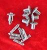 push rivets auto door cards panel moulding trim clips