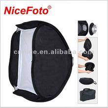 NiceFoto Photographic equipment Studio light accessories Quick setup softbox
