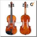 4/4 violino mestre, velho antigo feito à mão conservatório violino( vh600e)