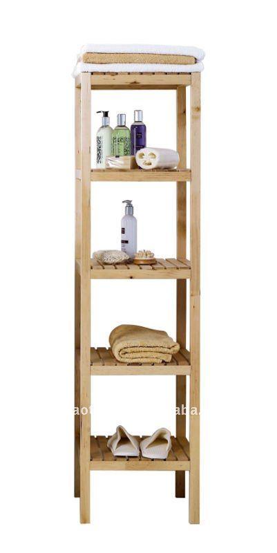 Holz handtuch regale badezimmer regal produkt id 500207607 german