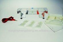 DL-31CN Agarose Gel Electrophoresis tank(small),lab apparatus