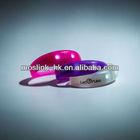 LED Pulse motion sensor LED silicon flashing wristbands light up bracelets