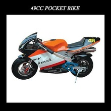 49cc racing pocket bike (FLD-PB492)