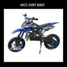 50cc mini dirt bike (blue)