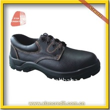 Industrial healthy work shoes with steel toe for India market