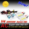 CE Approved,18Months Warranty H4 xenon headlight conversion kits 35w 55w