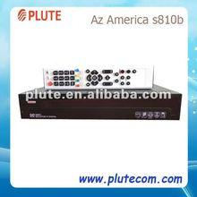 STOCK FTA Digital Satallite Receiver PAL Ali3329E HD Az America S810B