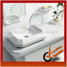 HY-5077 New design hotel cabinet lavabo
