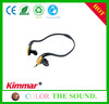 Exclusive tooling waterproof headphone with high sound underwater quality