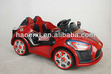 ride on toy car electric powered remote control ride on car with lights and music