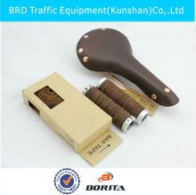 Compare Brooks Brown Real Leather saddle BS18CU/BG431/BT-1H