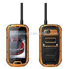 enjoy s09 waterproof shockproof dustproof 3g smart walkie talkie rugged phone