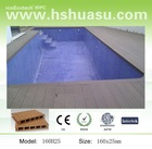 wood plastic composite decking,timber flooring