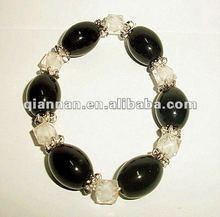 pave crystal magnetic bracelet
