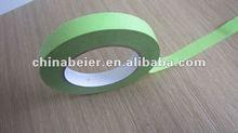 green maksing tape