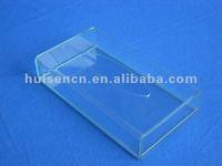Hotel tissue box tissue holder