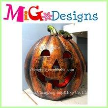2015 Magnesia standing Halloween pumpkin decorations