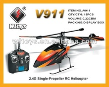 4CH v911 Metal RC Helicopter toy