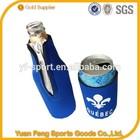 Custom neoprene beer bottle cooler