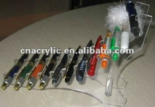 acrylic pen holder, pen holder, pencil holder stand,e cigarrete display