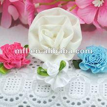 Corchet flower for garment decoration