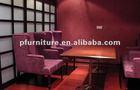 ODM restaurant booth sofa PFS3465