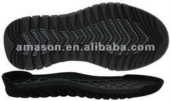 Shoe Soles/high density TPR sole/casual shoe outsole