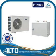 Split ac outdoor & indoor unit
