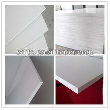 high quality pvc sheet white thickness 5mm