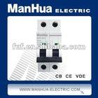 20kA miniature circuit breaker