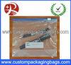 HDPE resealable transparent plastic bag