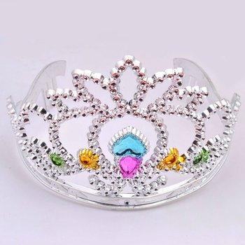 cheap childrens plastic crown