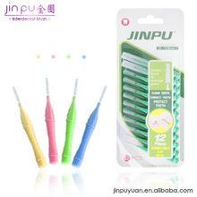 hot sale interdental brush tooth gap brush JPY-IA025