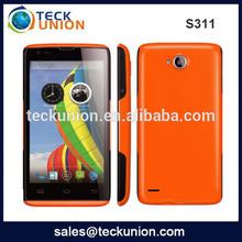 S311 4.0inch HVGA screen andriod 4.2.2 MTK6572A smart phone
