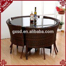 SD 4 person modern kitchen dining furniture