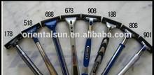 medical razor carbon steel single blade shaver