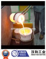 Noble Metal Induction gold melting furnace
