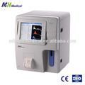 Equipamento médico mhx-2 automática 3- parte de hematologia analisador de sangue máquina de análise de hematologia