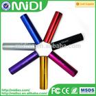 2014 New disign LED torch powerbank, legoo power bank 2600mah, charger pal