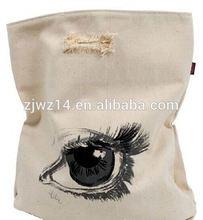 2015 cheap fashion custom lavender bags cotton bags