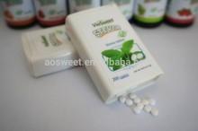 Low-calorie sweeteners Stevia Tablet