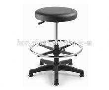 durable metal lab stool chair