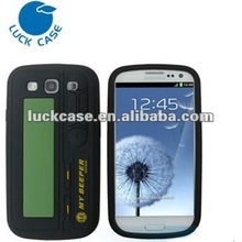 Hot selling vintage fashion silicone case for samsung galaxy i9300 s3 OEM offered
