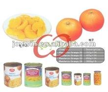 Fresh Canned mandarin orange in syrup