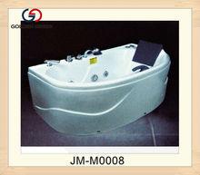 2013 Massage whirlpool indoor bathtub