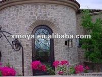 Beautiful and cheap patio wrought iron interior gates