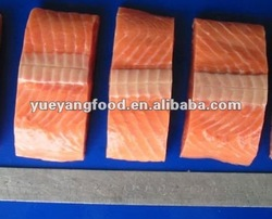 IQF Frozen Pink/Chum Salmon